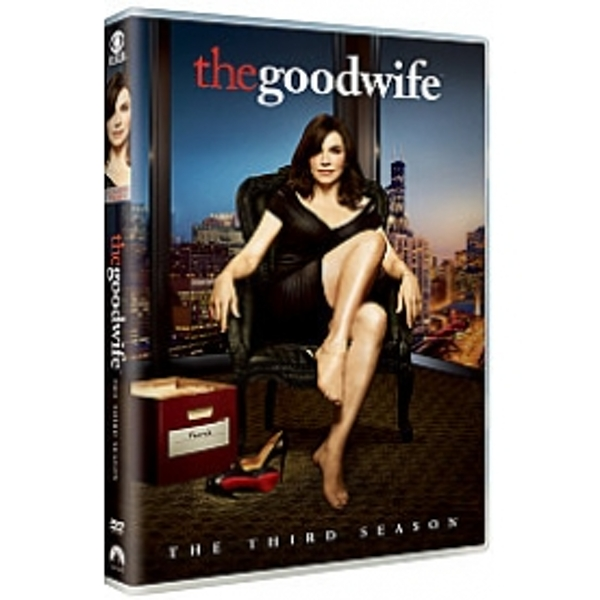 Good Wife Series 3 DVD