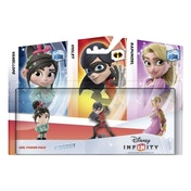 Disney Infinity 1.0 Girls Power Pack (3 Character Figures)