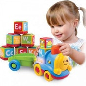 Bkids Pop N Learn Train