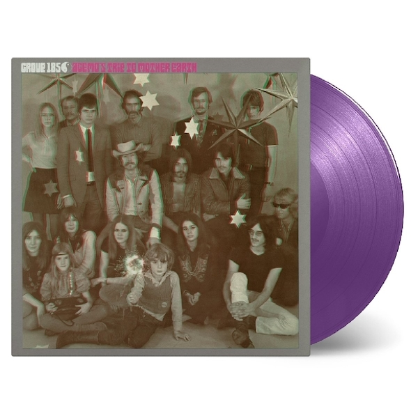 Group 1850 - Agemos Trip To Mother Earth Coloured  Vinyl