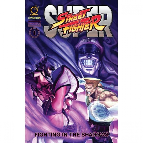 Super Street Fighter Omnibus  Fighting in the Shadows