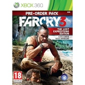 Far Cry 3 The Lost Expeditions Edition Game Xbox 360