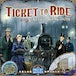 Ticket To Ride United Kingdom + Pennsylvania Board Game - Image 2