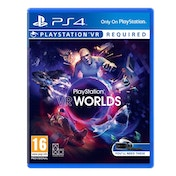 PlayStation VR Worlds PS4 Game (PSVR Required)