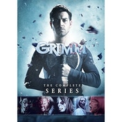 Grimm: The Complete Series Season 1-6 DVD