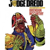Judge Dredd  Brendan Mccarthy Collection Hardcover