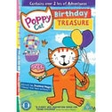 Poppy Cat Birthday Treasure And Other Stories DVD