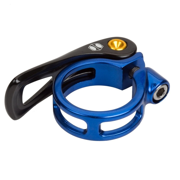 Box One Quick Release Seatclamp 31.8 Blue
