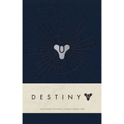 Destiny Hardcover Ruled Journal Logo