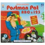 Little Learners - Postman Pat ABC and 123 [DVD] [DVD] (2007) Little Learners