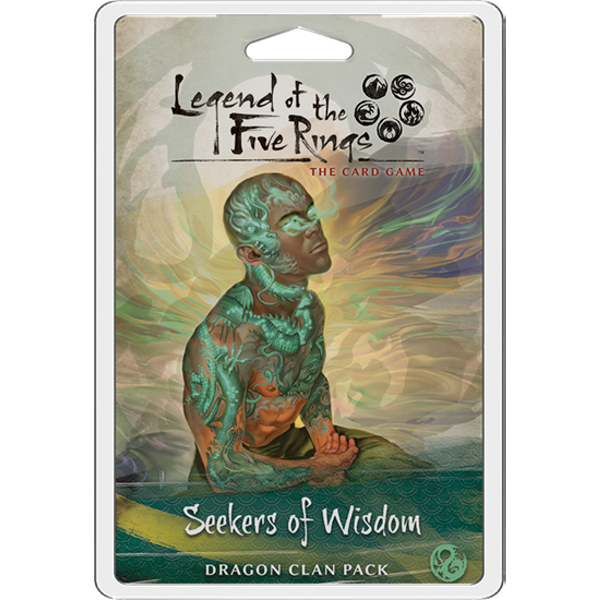Legend Of The Five Rings LCG Seekers of Wisdom Clan Pack