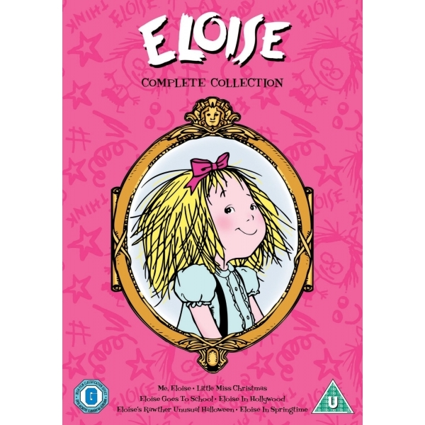 Eloise Collection DVD