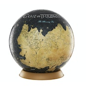 Game of Thrones Globe 9 inch 4D Cityscape Time Puzzle
