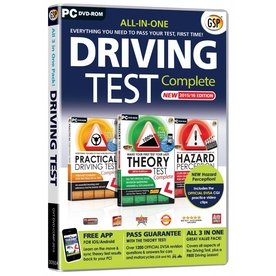 Driving Test Complete 2015/2016 PC