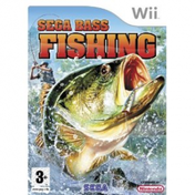 SEGA Bass Fishing Game Wii