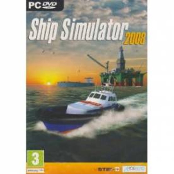 Ship Simulator 2008 Game PC