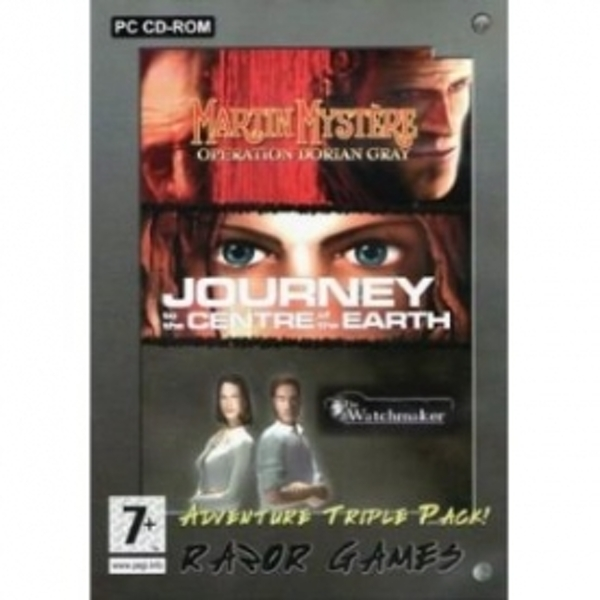 Image of Adventure Games Collection Game