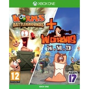 Worms Battlegrounds + Worms WMD Xbox One Game