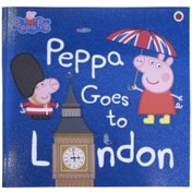 Peppa Goes To London by Penguin Books Ltd (Paperback, 2017)