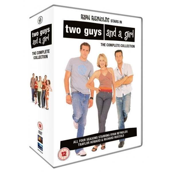 2 Guys & A Girl The Complete Collection DVD