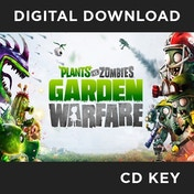 Plants vs Zombies Garden Warfare PC CD Key Download for Origin