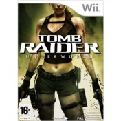 Lara Croft Tomb Raider Underworld Game Wii