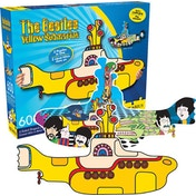 Beatles Double Puzzle Yellow Submarine