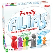 Family Alias Board Game