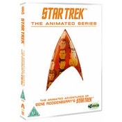 Star Trek The Animated Series DVD