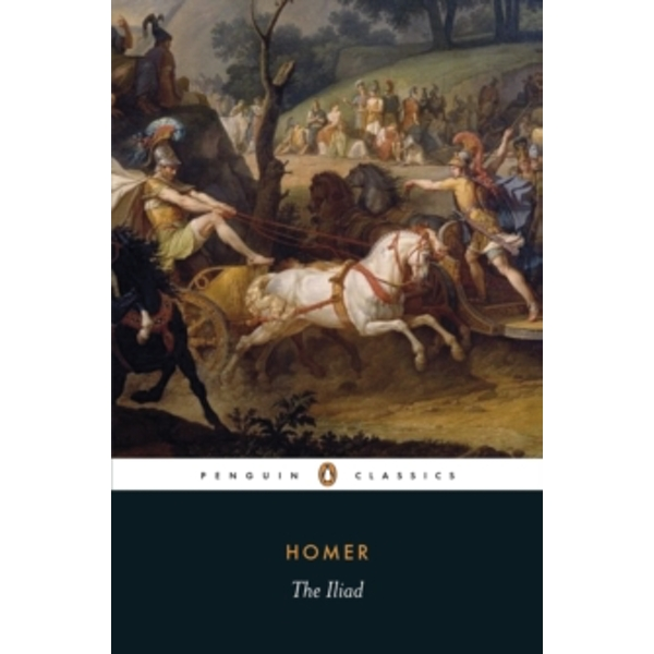 The Iliad by Homer (Paperback, 1987)
