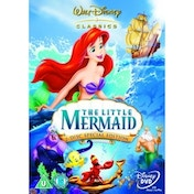 The Little Mermaid (Special Edition) DVD