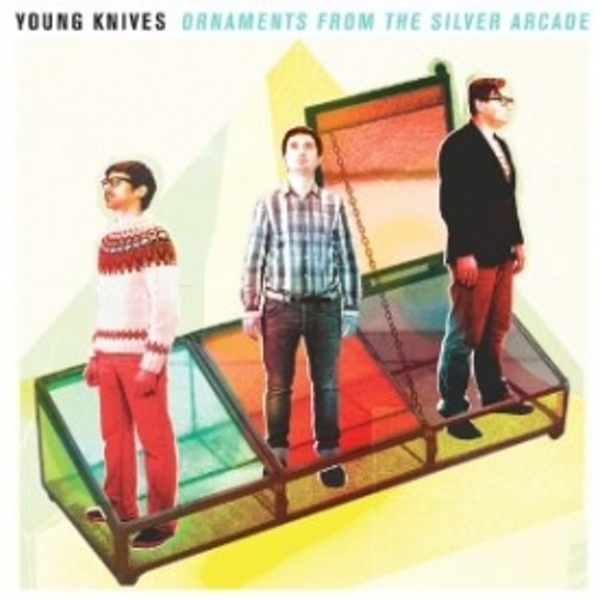 Young Knives - Ornaments From The Silver Arcade CD