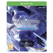Monster Hunter World Iceborne Master Steelbook Edition Xbox One Game (with Pre-Order DLC)