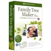 Family Tree Maker 2011 Deluxe Edition PC