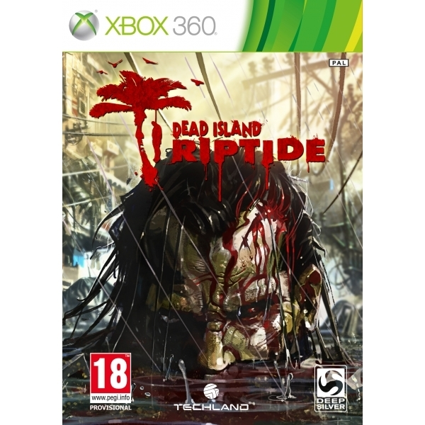 Dead Island Riptide Zombie Bait Edition Game Xbox 360 - Image 2
