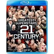 WWE: Greatest Superstars Of The 21st Century Blu-ray