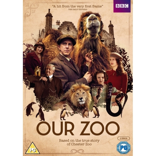 Our Zoo DVD
