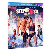 Step Up 5: All In Blu Ray 3D
