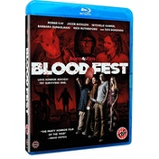 Blood Fest Blu-ray
