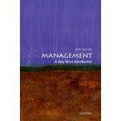 Management: A Very Short Introduction by John Hendry (Paperback, 2013)