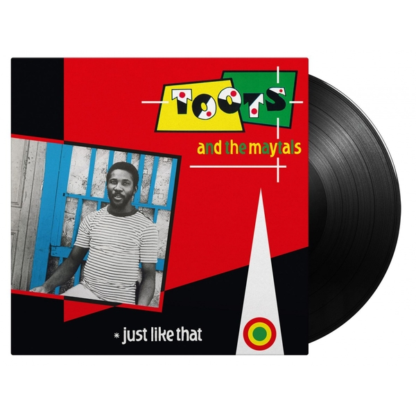 Toots & The Maytals - Just Like That Vinyl