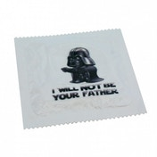 Star Wars I Will Not Be Your Father Novelty Condom