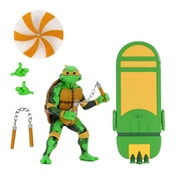 Michelangelo (TMNT Turtles in Time) Neca Action Figure
