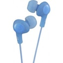 JVC Gumy Plus EarBud Heaphones (Peppermint Blue)