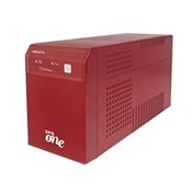 Salicru SPS.500.One Line-Interactive 500VA Compact Red uninterruptible power supply (UPS)