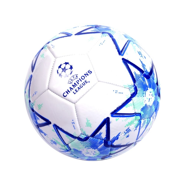 UEFA Champions League Football Size 5 White Blue