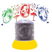 Lexibook NLJ030AN Disney Lion King Projector Night Light