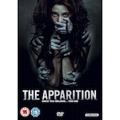 The Apparition 2013 DVD