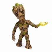 "Groot (Guardians Of The Galaxy) 6.5"" Metal Die Cast Figure"