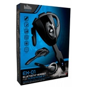 Gioteck EX-01 Wireless Bluetooth Headset PS3